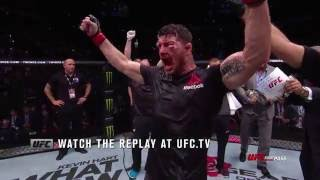 UFC 204: Fight Motion