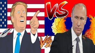 AMERİKA ve RUSYA, Savaşsaydı?