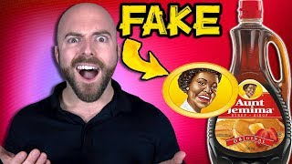 10 Famous People Who Never Actually Existed!