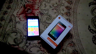 Banglalink Micromax Q 327 Unboxing at Home - Part II