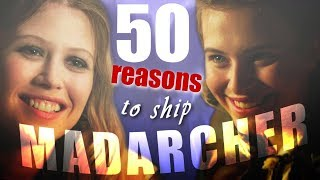 50 Reasons to ship MADARCHER (Part 1)