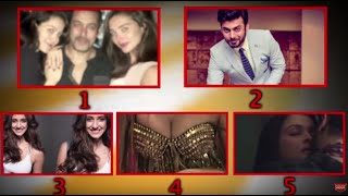 Salman  Khan Spotted Partying Hard With Dabaang 3  Actresss || Top 5 Hot News