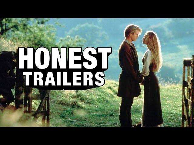 Honest Trailers - The Princess Bride