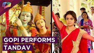 Jaggi's Life in DANGER | Gopi's TANDAV Dance | Saathiya | Star Plus