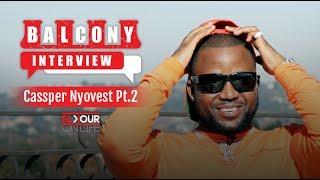 #BalconyInterview: Cassper Nyovest On Making #Thuto, Discipline x Being Hailed Globally