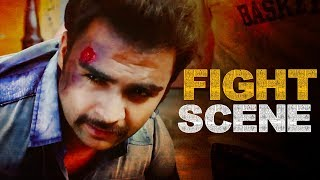 Sachiin J Joshi - Best Fight Scene | Mumbai Mirror | Bollywood Action Hindi Movie | Fighting Movies