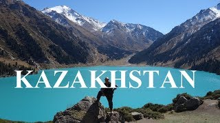 Kazakhstan (Big Almaty Lake, Natural Miracle) Part 6
