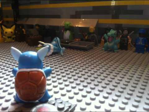 Lego Pokemon Episode 6