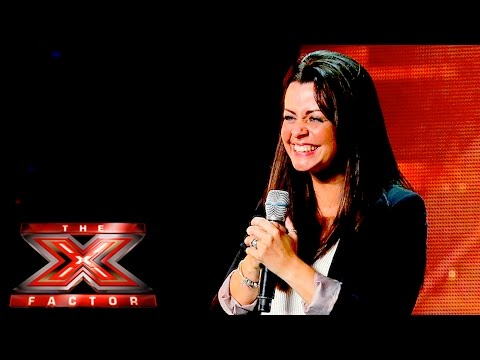 Sherilyn Hamilton Shaw leaves Cheryl in tears Auditions Week 4 The X Factor UK 2015