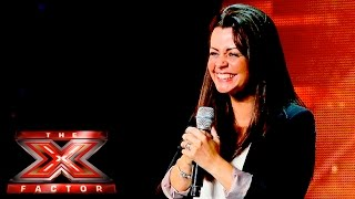 Sherilyn Hamilton-Shaw leaves Cheryl in tears | Auditions Week 4 | The X Factor UK 2015
