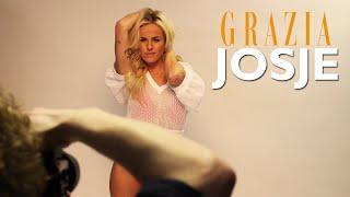 Sexy body shoot met Josje Huisman voor Grazia