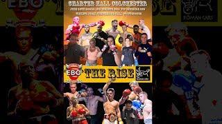 LIVE: EBO Boxing 'The Rise'