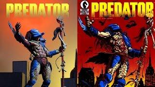 Chris Warner [barb wire, aliens vs predator, dark horse comics]