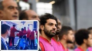 شاهد بالدليل عدم لياقة محمد صلاح قبل مباراة اوروجواي