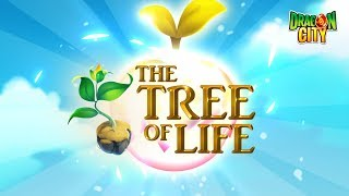 #DragonCityTreeOfLife: the unmistakable presence of...Gaia!!