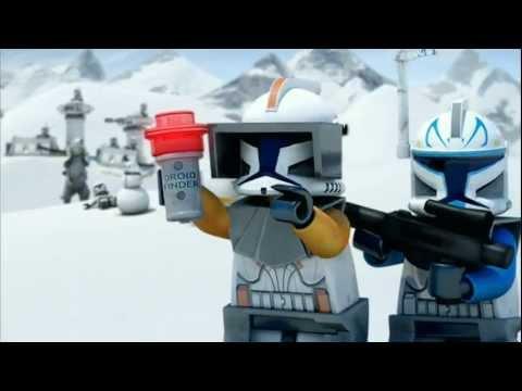 LEGO STAR WAR LA BUSQUEDA DE R2 D2 AUDIO LATINO 1080p HD