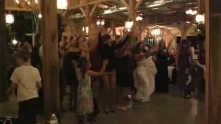 McLellan Wedding Dance Segment To the Cupid Shuffle