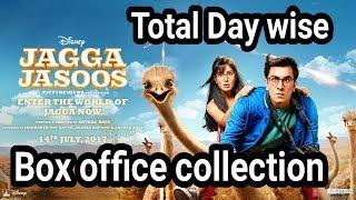 Jagga Jasoos Box Office Collection Ranbir kapoor katriana kaif