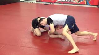 BJJ Anaconda Choke For People With Short Arms