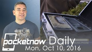Galaxy Note 7 may be shut down, iPhones explode too & more - Pocketnow Daily