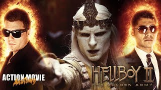 Action Movie Anatomy: Hellboy II: The Golden Army (2008) Review