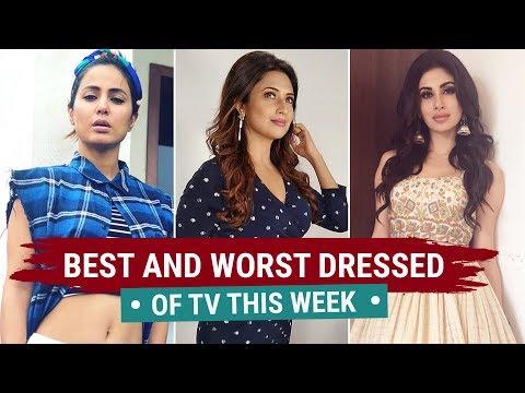 Xxx Mp4 Hina Khan Divyanka Tripathi Karishma Tanna TV S Best And Worst Dressed Of The Week 3gp Sex