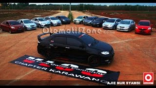 VLOC (Vios Limo Owner Community) Chapter Karawang Road to Jatiluhur