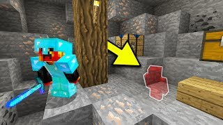 THIS IS THE BEST HIDING SPOT EVER ... (SKYWARS HIDE AND SEEK)