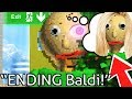 Download Video Baldi's Basics ENDING & SECRET WIFE! - Baldi's Basics in Education and Learning (Ending Gameplay) 3GP MP4 FLV