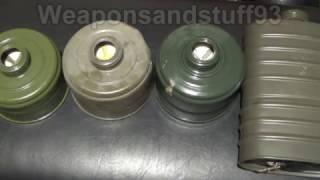 GP-5 filters, Asbestos confirmed