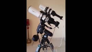 أدوات التصوير الفلكي Astrophotography setup