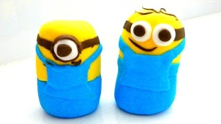 How To Make Edible MINIONS At Home - (simple video recipe, diy) HD - Inspire To Cook