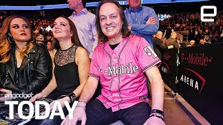 "T-Mobile wants to ""uncarrier"" Cable TV 