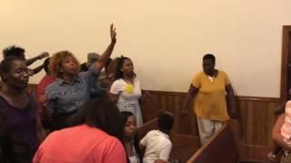 ECU Gospel Choir Praise Break 2017