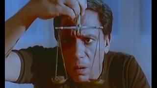 عادل إمام يوزن المسائل بميزان الحشيش | فيلم حتى لا يطير الدخان