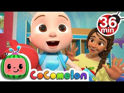 Xxx Mp4 First Day Of School More Nursery Rhymes Amp Kids Songs CoCoMelon 3gp Sex