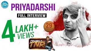 Pelli Choopulu Priyadarshi Full Interview | Frankly With TNR #29 | Talking Movies with iDream #197