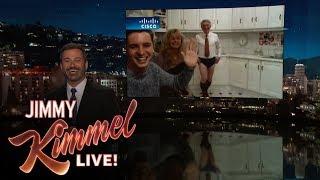 Jimmy Kimmel Interviews Irish Family from Viral Bat Video