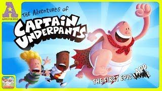 The Adventures of Captain Underpants | Awesome Book App for Kids