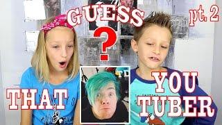 Guess THAT Youtuber 2 / RonaldOMG / GamerGirl
