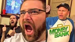 MONEY IN THE BANK REACTIONS! MARIAS RETURN FREAKOUT!