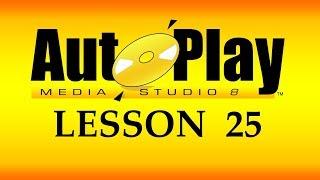 تعلم AutoPlay Media Studio و برمجة تطبيقات الويندوز - 25 - Page Object