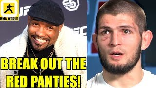 Yoel Romero just pocketed 27.5 MILLION dollars after suing a supplement company,Poirier on Khabib