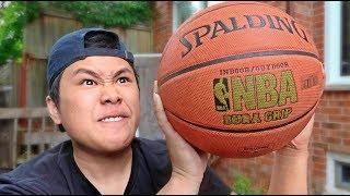 IMPOSSIBLE $500 BASKETBALL CHALLENGE