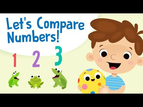 Xxx Mp4 Comparing Numbers For Kids Greater Than Less Than Kindergarten And 1st Grade 3gp Sex