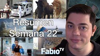 FabioTV - Resumen Semana 22 - 2016