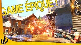 MA PLUS GROSSE GAME EN SQUAD ! 18 KILLS PERSO & 27 AU TOTAL ! (Fortnite: Battle Royale)