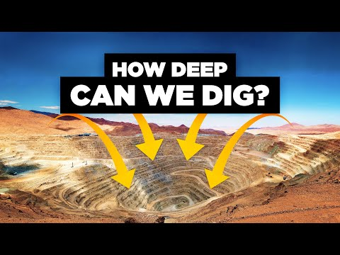 What s the Deepest Hole We Can Possibly Dig