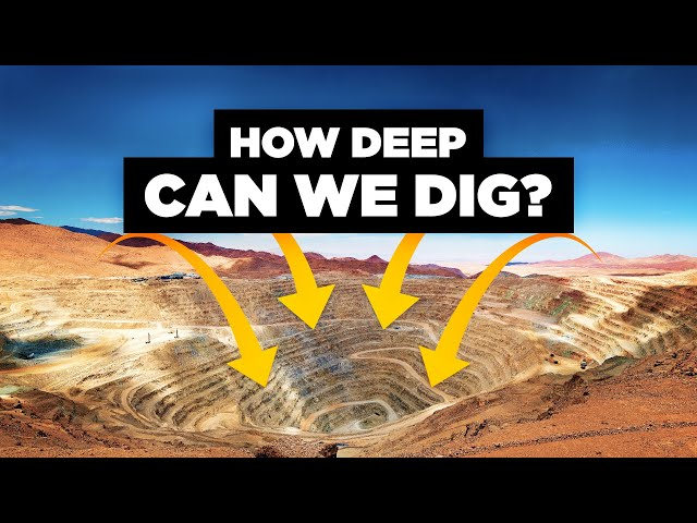What's the Deepest Hole We Can Possibly Dig?