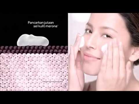 Iklan Ponds White Beauty Lightening Facial Foam